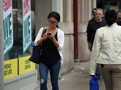 street (photoluver1) Tags: city people urban hot streets sexy ass asian pretty citylife streetphotography babe peoples jeans hottie alluring peoplewatching skintight urbanlife demin canidid