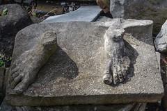 2013DSC_9683_7406-2 (mercatormovens) Tags: studienfahrt2013 pozzuoli italien antike amphitheater römer kultur statuen ruinen säulen gewölbe kunst archäologie architektur