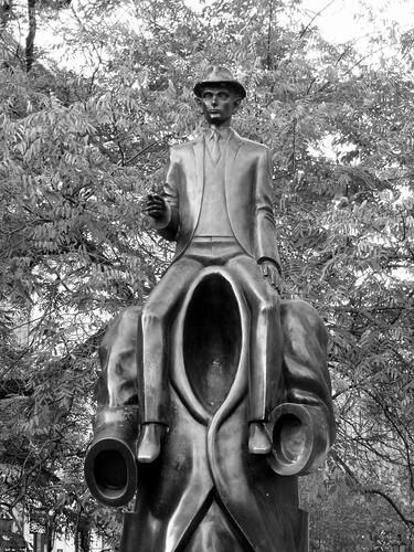 Franz Kafka, Prague, République Tchèque