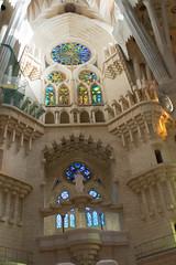 Sagrada Família (Sorin Popovich) Tags: barcelona spain nikon europe catalonia gaudi sagradafamília 2013 d7100