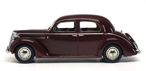 Kees Lancia Aprilia Pininfarina 1939