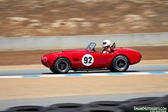 1964 Shelby Cobra 289 (s/n CSX 2198) (autoidiodyssey) Tags: california usa cars race vintage cobra salinas shelby ac 1964 shelbycobra csx 289 accobra montereyhistorics 2198 billhartman 2012rolexmontereymotorsportsreunion csx2198