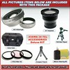 Hd Wide 3x Tele Lens for Kodak Easyshare Z7590 Dx7590 (karabaaa17) Tags: lens for z7590 kodak wide tele hd dx7590 easyshare 3x