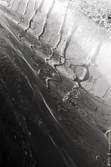 7704 NB (EricS2010) Tags: canal eau nb reflet midi bateau malade champignon platane dform