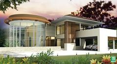 รับออกแบบบ้าน, บริษัทออกแบบบ้าน