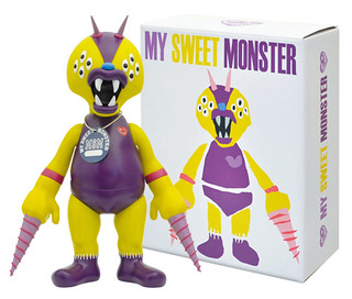 中野史郎 我的甜蜜怪獸 SWEET DOG和SWEET BEE