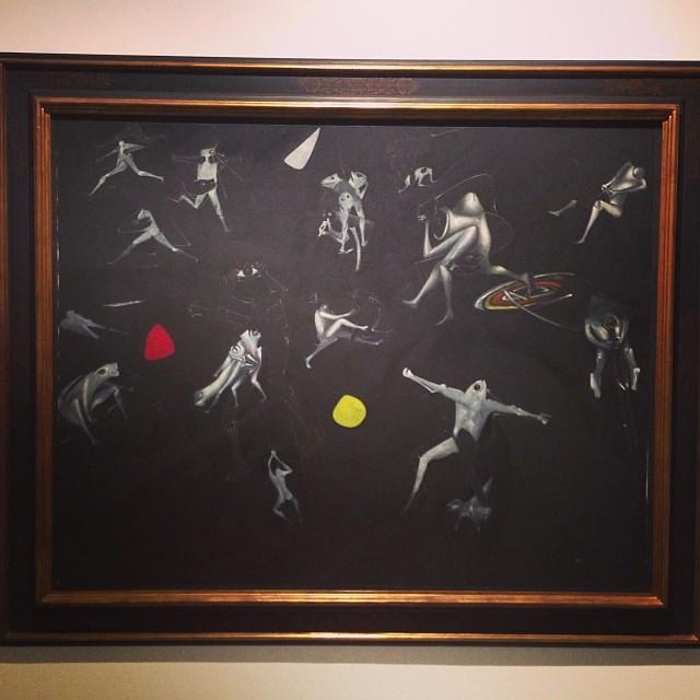 """""""Constelación"""" 1980 • """"El Pasado Presente"""" de Gerardo Chávez #art #arte #arteenlima #artinlima #artista #artist"""