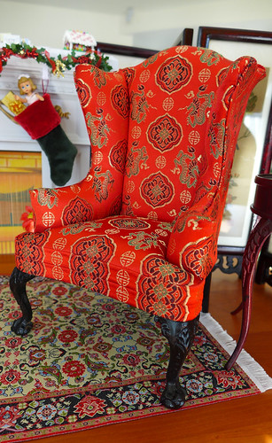 Bespaq Wing Back Chair