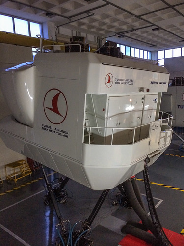 Boeing 737-800 Flight Simulator