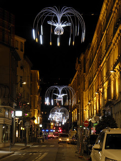 Lyon (69), illuminations 2011