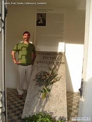 Eugenio Prati Tumba Caldonazzo Cemitério