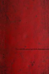 Red Background (Tania-Dulcis in Furno) Tags: red black rust iron paint background rosso nero vernice ferro sfondo