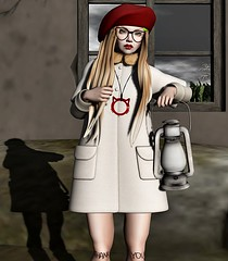 Look #524 (Amelie Fravoisse) Tags: fashion secondlife neo kirin hunt freebie c´estlavie slink tameless stuffinstock theseasonsstory