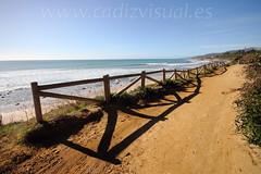 (cadizvisual) Tags: fence spain cadiz tarifa valla playasdetarifa cadizvisual