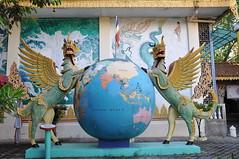 The Guardian Protector (oldandsolo) Tags: temple southeastasia buddhist buddhism malaysia penang burmese protector penangisland templeguardian pulaupinang georgetownpenang buddhistfaith penangdhammikarama buddhistreligiousshrine