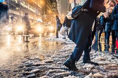 New York City Winter Storm: 2/5/14 (RBudhu) Tags: gothamist