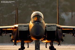 F15E Strike Eagle 91-0320