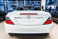 Mercedes SLK 350 AMG - Blanco Diamante