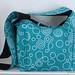 Crossbody Sling Bag - turquoise