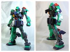Nemo: wip (jaqio) Tags: mobile japan model nemo grade suit master kit gundam zeta bandai
