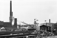 Manvers, South Yorkshire, 1978 (John / Arc-Images) Tags: plant south yorkshire mining 1978 coal coking colliery manvers