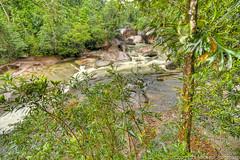 Babinda Boulders (michaelrjorgensen) Tags: landscape rocks rapids hdr babindaboulders cairnsholiday2014