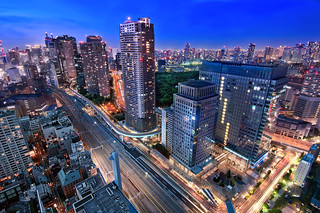 Shiodome Skyline