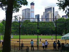 Pippin vs Book of Mormon (army.arch) Tags: nyc newyorkcity ny newyork nhl centralpark broadway historic musical softball pippin league historicpreservation bookofmormon nationalhistoriclandmark nationalregister nationalregisterofhistoricplaces nrhp