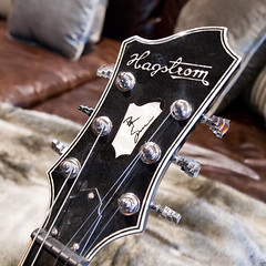 (deanmackayphoto) Tags: guitar signature livingroom renovation decor interiordesign hagstrom
