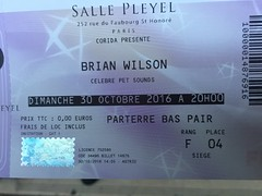 Paris FR 10-30-16 159 (Christopher Stuba) Tags: brianwilsonlive france paris petsounds50