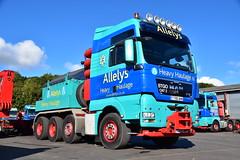 Allelys Heavy Haulage (Jack Westwood) Tags: allelyscrane allelys allelysheavyhaulage allelysgirderframe allelysman allelysarocs mercedes mercedesarocs mantgx man heavyhaulage