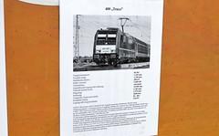 2016_Békéscsaba_2929 (emzepe) Tags: 2016 október ősz békéscsaba vasutas nap békéscsabai hungary ungarn hongrie railway station vasútállomás állomás bahnhof gara gare villany villanymozdony electric électrique sorozat sorozatszám sorozatszámú pályaszám pályaszámú