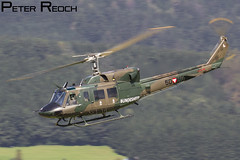 5D-HG / Austrian Air Force / Bell 212 (Peter Reoch Photography) Tags: austrian air force military combat armed forces aviation austria aircraft airplane flying display airshow airpower power airpower16 zeltweg bell 212 helicopter commando assault