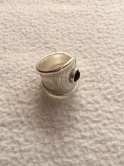 IMG_0322 (KamaJewelryTimbuktu) Tags: tuareg jewelry silver finesilver agate rings bagnesdoigt tuaregjewelry tuaregjewellery