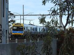 City Bound Comeng (damo2016 photos) Tags: city bound comeng flindersstreet middlefootscray ptv metro 2016