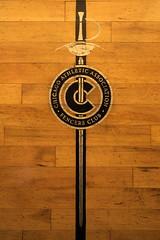 Fencing floor (lenswrangler) Tags: lenswrangler digikam chicago rawtherapee hotel elevator foil chicagoathleticassociation fencing fencers