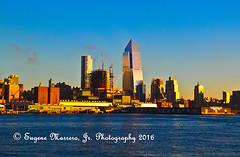 New York City (Themarrero) Tags: newyork newyorkcity nyc hudsonyards michaelbloomberg 2012olympics hellskitchen olympuse5 newyorkjets