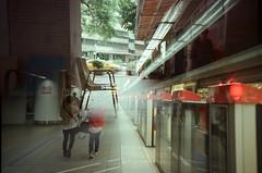 Double Exposure, Splitzer, Taipei, Taiwan / Fujifilm 500D 8592 / Lomo LC-A+ (Toomore) Tags: lomo lca lomography 500d 8592 moviefilms fujifilm taiwan taipei iso200 doubleexposure fuji splitzer