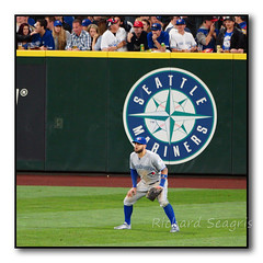 Kevin Pillar - Center Field (seagr112) Tags: seattlemariners seattle torontobluejays safecofield mlb baseball baseballgame washington kevinpillar