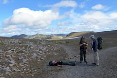 Naptime on the Flats (Sotosoroto) Tags: dayhike hiking mtrainier burroughsmountain washington cascades mountains