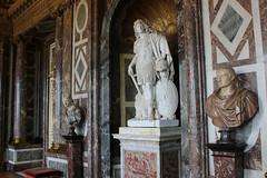 King Louis flanked by Ceasers (big_jeff_leo) Tags: paris louis versailles palace architecture gold heritage building statelyhome historic art ceiling fresco imperial unesco hallofmirrors french royal