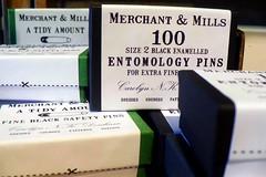 Entomology pins (mistigree) Tags: angleterre woodstock blenheimpalace chteau bote aiguille pingle