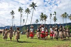 Dancers from Mailu (Sven Rudolf Jan) Tags: milnebay papuanewguinea canoeandkundufestival dancing traditional mailu jan hasselberg
