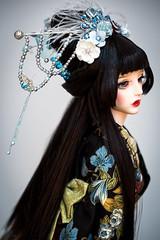 Mizuiro (Amadiz) Tags: wig wigs amadiz amadizstudio abjd doll dolls dress fashion soom breccia japanese
