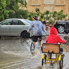#goodevening #happy #child #play #bicycle #rainy #photographer #winter #pool #like #comment #مساء_الخير #مبارك عليكم الحيا (yousifphoto) Tags: goodevening happy child play bicycle rainy photographer winter pool like comment مساءالخير مبارك