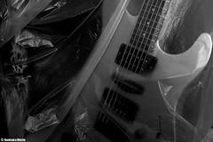 The Dreams We Have As Children Fade Away (Giancarlo Nuccio) Tags: fujifilm finepix s2500hd hd art artistic palermo sicilia italia italy sicily bianco nero black white chitarre guitars tastiera keyboard pianoforte piano dark oscuro giancarlonuccio nerho nerho84 cellophane plastica sad