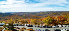 Bear Mountain (Terry (α)) Tags: bearmountain fallfoliage autumnleaves upstateny perkinsmemorialobservatory 500px