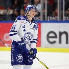 Olle Alsing 2016-12-01 (Michael Erhardsson) Tags: leksands if lif shl 2016 behrn arena hockeyplayer utespelare uppvrmning leksand 20161201