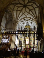 Interior Iglesia Santo Domingo antes Santo Tomé Soria 03 (Rafael Gomez - http://micamara.es) Tags: interior iglesia santo domingo antes tomé soria