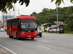 Land Car, Inc. 169 (Monkey D. Luffy 2) Tags: aspire daewoo bus mindanao photography philbes philippine philippines photo photograhy enthusiasts society